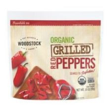 Grilled Red Peppers 12 of 10 OZ By WOODSTOCK