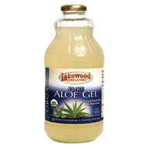 Pure Aloe Vera Gel 32 OZ LAKEWOOD