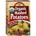 Organic Mashed Potatoes Home Style 6 Pack 3.5 oz (100 g) From Edward & Sons