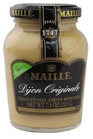 Dijon Original All Natural 6 of 7.5 OZ Maille