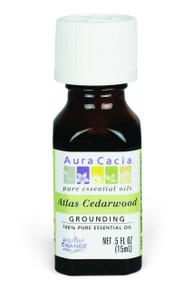 Atlas Cedarwood Grounding .5 oz By AURA CACIA