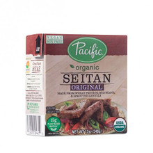 Seitan Original 12 of 12 OZ By PACIFIC NATURAL FOODS