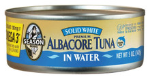 Albacore In Water 24 of 5 OZ From SEASONS