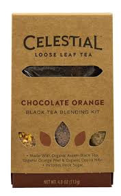 Loose Leaf Chocolate Orange 6 of 4 OZ By CELESTIAL SEASONINGS
