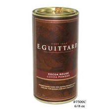 Cocoa Rouge Cocoa Powder 6 of 8 OZ By GUITTARD