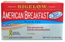American Breakfast Black Tea 6 of 20 BAG From BIGELOW