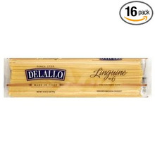 Linguine #6 16 of 16 OZ By DE LALLO