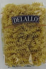 Fusilli Bag 16 of 16 OZ From DE LALLO