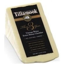 3Yr Vntg White X Shrp Cheddar 12 of 8 OZ From TILLAMOOK