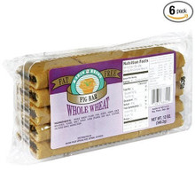 Fig Bar Whole Wheat LF 18 lb Marin Foods