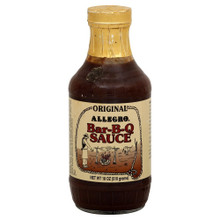 BBQ Sauce Original 6 of 18 OZ By ALLEGRO