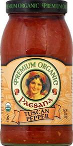 Tuscan Pepper 6 of 25 OZ By PAESANA