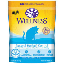 Natural Hairball Control 6 of 2 LB By WELLNESS
