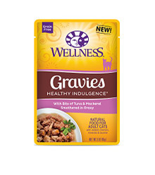 Graview Tuna & Mackeral 24 of 3 OZ By WELLNESS