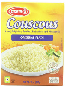 Couscous North African 12 of 12 OZ From OSEM