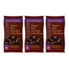 Dark Chocolate Espresso Beans 10 LB By SUNSPIRE