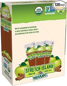 Cinnamon Apple 20 of .5 OZ By STRETCH ISLAND
