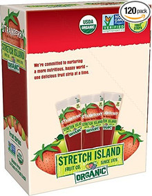 Strawberry 20 of .5 OZ By STRETCH ISLAND