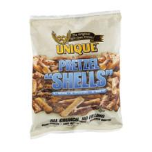 Pretzel Shells 24 of 1.5 OZ From UNIQUE PRETZELS