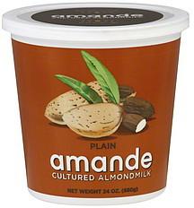 Plain Sweetened 6 of 24 OZ By AMANDE