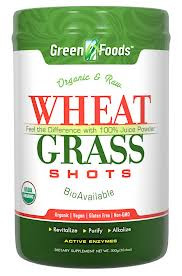 Wheat Grass Shot 10.6 OZ Green Foods