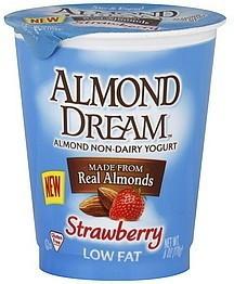 Strawberry 6 of 6 OZ Almond Dream