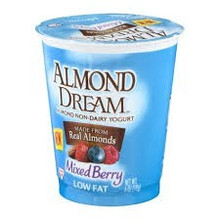 Mixed Berry 6 of 6 OZ Almond Dream