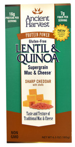 Sharp Cheddar Shells 6 of 6.5 OZ By ANCIENT HARVEST