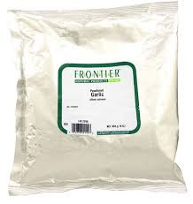 Powdered Garlic 16 oz (453 g) From Frontier Natural Products