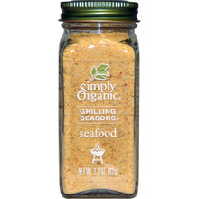 Seafood 6 of 2.2 OZ By SIMPLY ORGANIC