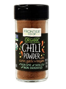 Chili Powder 1.94 OZ By FRONTIER NATURAL PRODUCTS