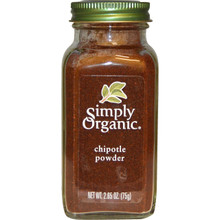 Chipotle Powder 6 of 2.65 OZ By SIMPLY ORGANIC