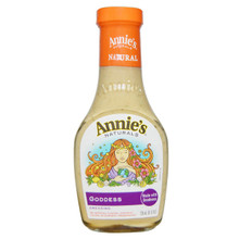 Annie's Naturals Goddess Dressing 6 Pack 8 fl oz (236 ml) From Annie's Naturals