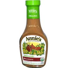 Annie's Naturals Organic Balsamic Vinaigrette 6 Pack 8 fl oz (236 ml) From Annie's Naturals