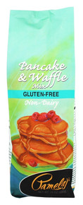 Pancake/Waffle Mix Non Dairy 6 of 24 OZ By PAMELA`S PRODUCTS