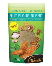 Nut Flour Blend 6 of 16 OZ By PAMELAS PRODUCTS