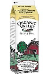 Buttermilk LF Cultured 12 of 32 OZ From ORGANIC VALLEY