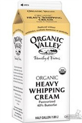 Heavy Pasteurized 6 of 64 OZ From ORGANIC VALLEY