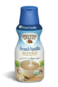 French Vanilla 6 of 16 OZ By ORGANIC VALLEY