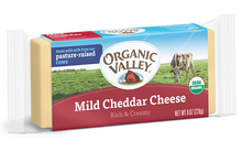 Mild Cheddar 8 of 1 LB By ORGANIC VALLEY