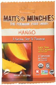 Mango 12 of 1 OZ By MATT`S MUNCHIES