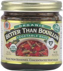 Organic Vegetable Base 6 Pack 8 oz (227 g) From Better Than Bouillon