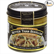 Roasted Chicken Base 8 of 3.5 OZ By BETTER THAN BOUILLON