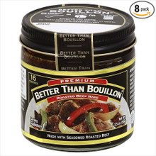 Roasted Beef Base 8 of 3.5 OZ By BETTER THAN BOUILLON