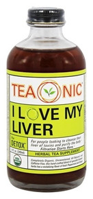 I love My Liver 12 of 8 OZ By TEAONIC