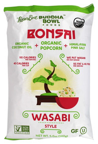 Bonsai Wasabi Style 12 of 5 OZ By LESSER EVIL