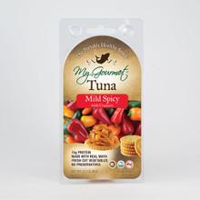 Tuna Mild Spicy 12 of 3.5 OZ By MY GOURMET