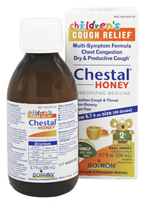 Chestal Honey Children`s 6.7 OZ By BOIRON