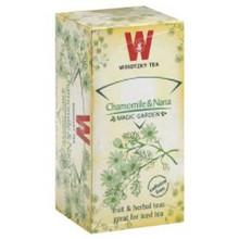 Chamomile w/Nana Mint 12 of 20 BAG By WISSTOZKY