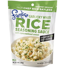 Garlicky White Rice w/Crmlzd Onion 6 of 8 OZ By FRONTERA